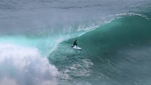 Watch: Kelly Slater's Marvellous Midday Session at Uluwatu