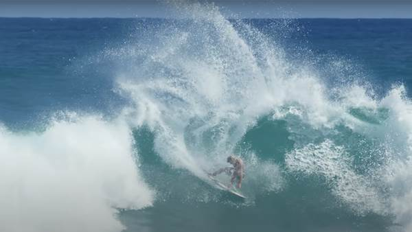 Watch John John Florence Banish 29 Waves to the Shadow Realm