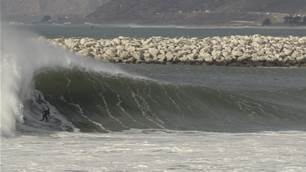 Watch: California Does its Best Pipe Impersonation