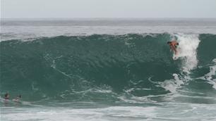 HO HO HO – Mason and the Heaviest Shorey on the North Shore