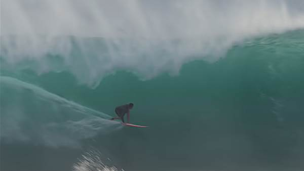 Watch: The Learning Curve at Pipe is Never Ending