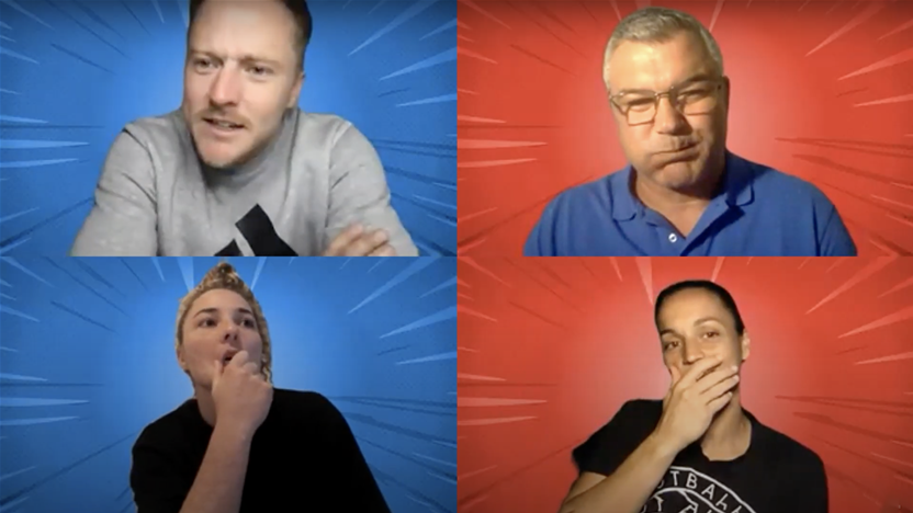 Watch: New A Game Of Two Halves!