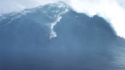 Watch: What Was the Biggest Wave You'd Surfed at 12-Years-Old?