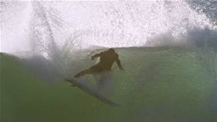 """Watch: Dane Reynolds Toys With the Idea of """"Hanging Up the Thruster"""""""