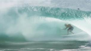 Watch: Kirra Turned Itself Inside Out Late Last Week