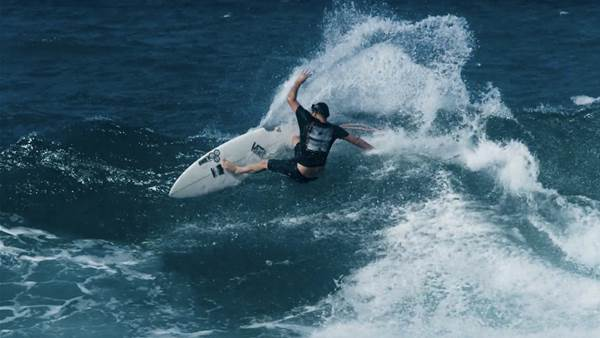 Watch: Dane Reynolds' Leftovers are Always Fine Dining
