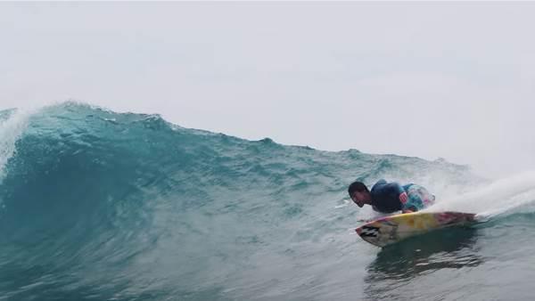 Watch: Josh & Seth Moniz Hit the Mentawai with a Two-by-Four