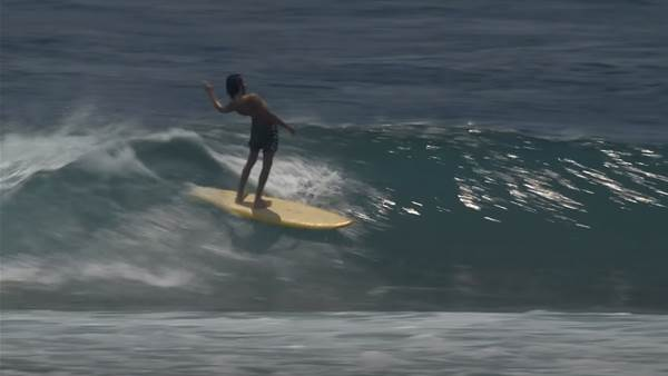 Watch: Meet Andy Nieblas and his Timmy Paterson Single Fin