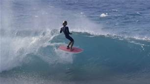 Watch: Tosh Tudor's Alternative Hawaiian Lines
