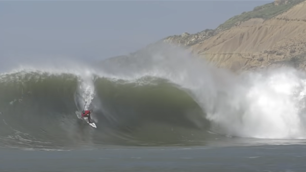Watch: Top Notch Tubes in Morocco With Koa Smith