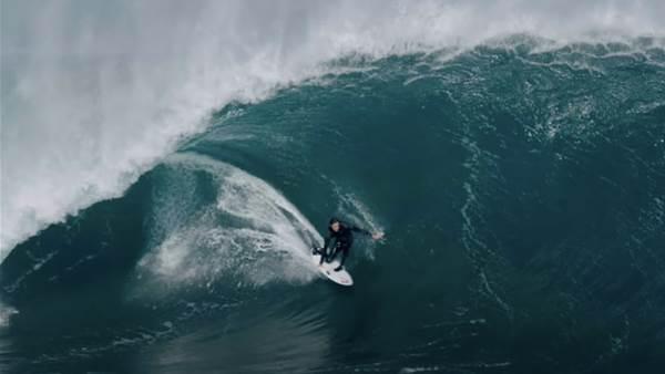 Watch: Two Days at one of Australia's Wildest Waves