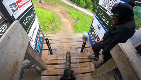 WATCH: Leogang DH World Cup track preview