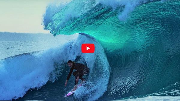Watch: Noa Deane's Flipper Clip