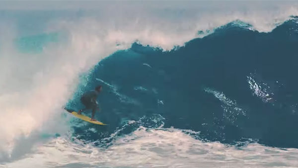 Watch: Jonathan Gubbins Go Missing behind the lip in Indo.