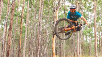 We ride Ipswich - Queensland's mountain bike gem!