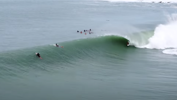 TITLE: Watch: Nias, as perfect as it gets.