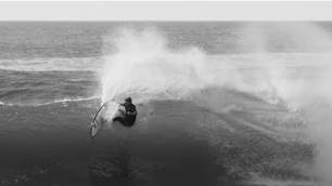 Watch: John John Florence in Black and White (and Also Infra-Red)