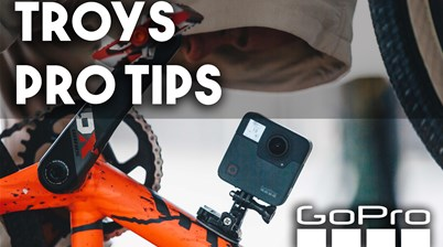 GoPro tips from Troy Brosnan