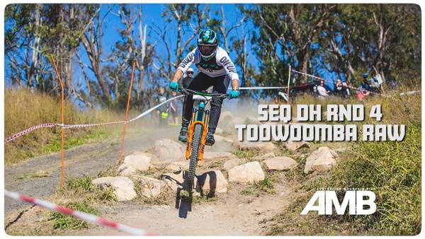 WATCH: Raw Downhill action from Toowoomba