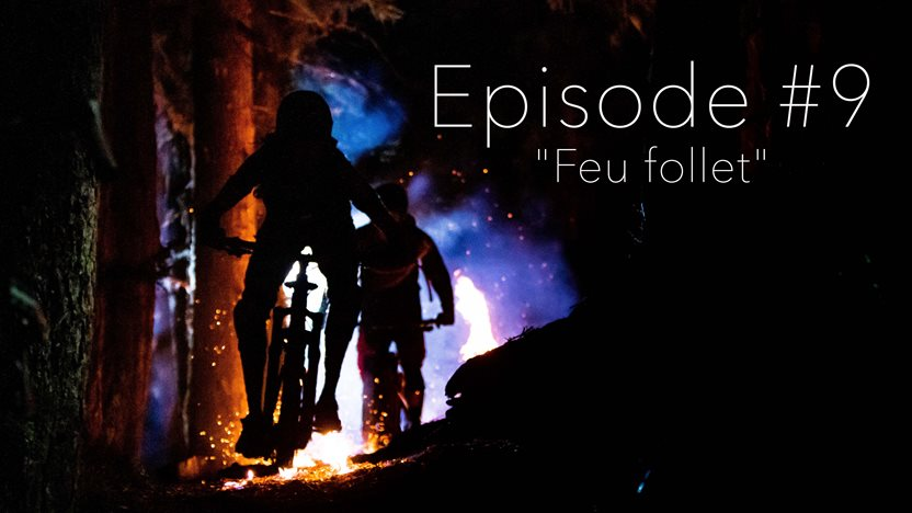 "Ludo et son vélo - Episode 9 ""Feu Follet"" (Crazy Fire)"
