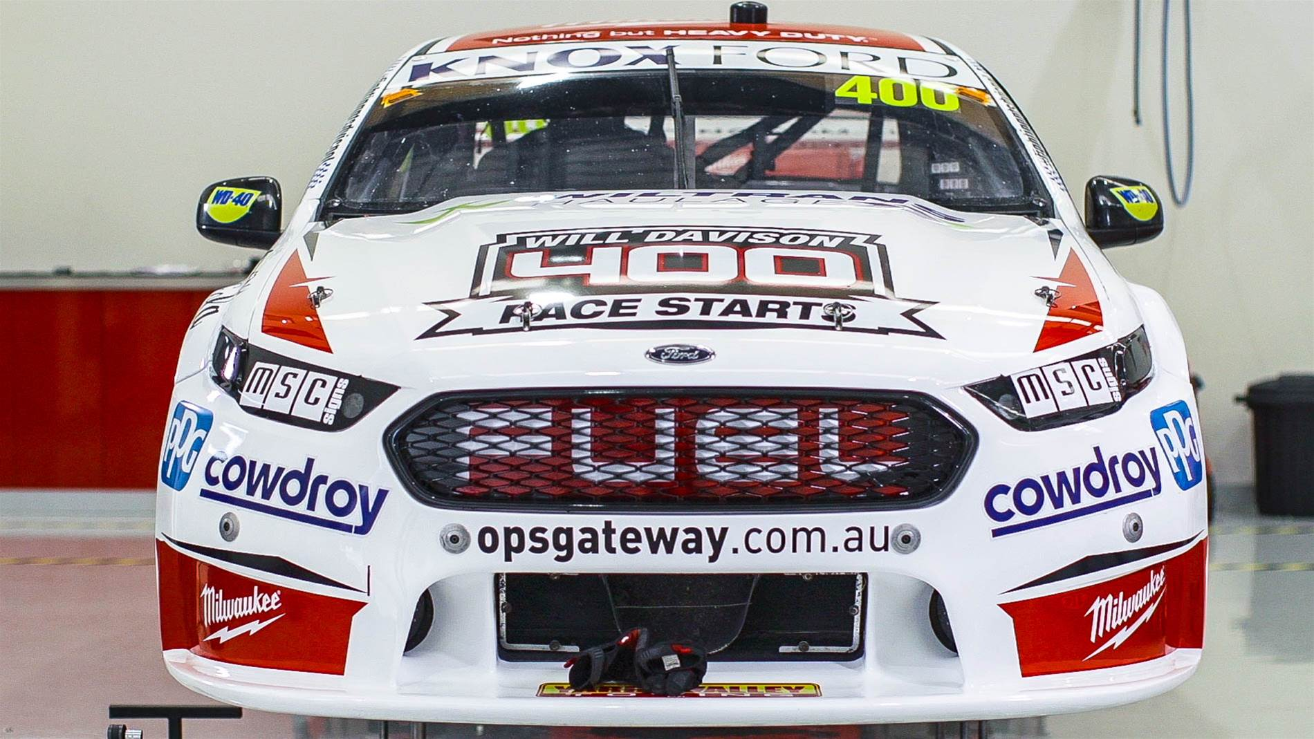 Davison to rack up 400th start in Perth