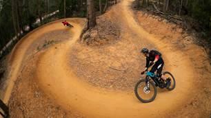 WATCH: Mountain biking in Wild Mersey