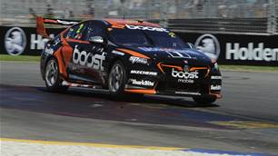 Holden teams confident ahead of Albert Park Supercars