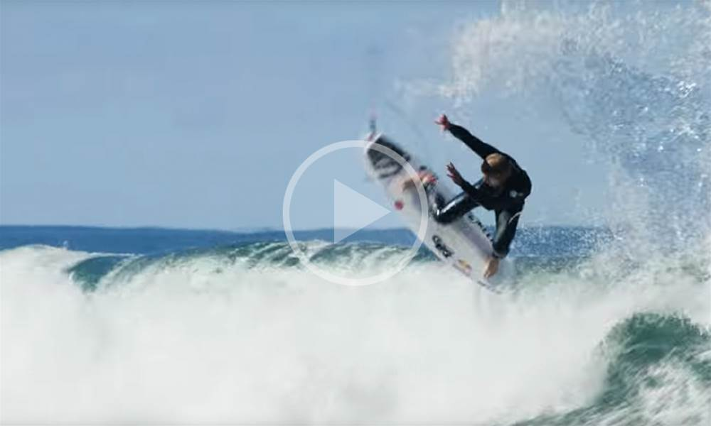 Mick Fanning | The Last Seven Days