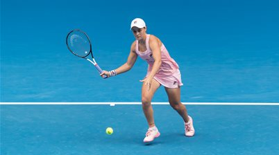 WATCH! Ash Barty's story