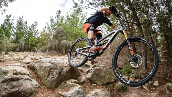 FIRST LOOK: The YT Capra CF 29 Pro Race