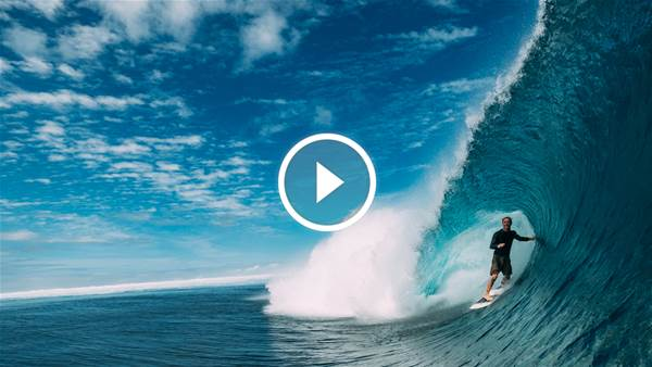 Chippa Wilson - Round the Corner in Fiji