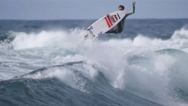 Watch: Dakoda Walters in 'Noisy Ocean'