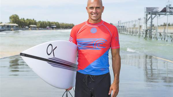 Watch: The New Yorker on Kelly Slater's Wave Pool