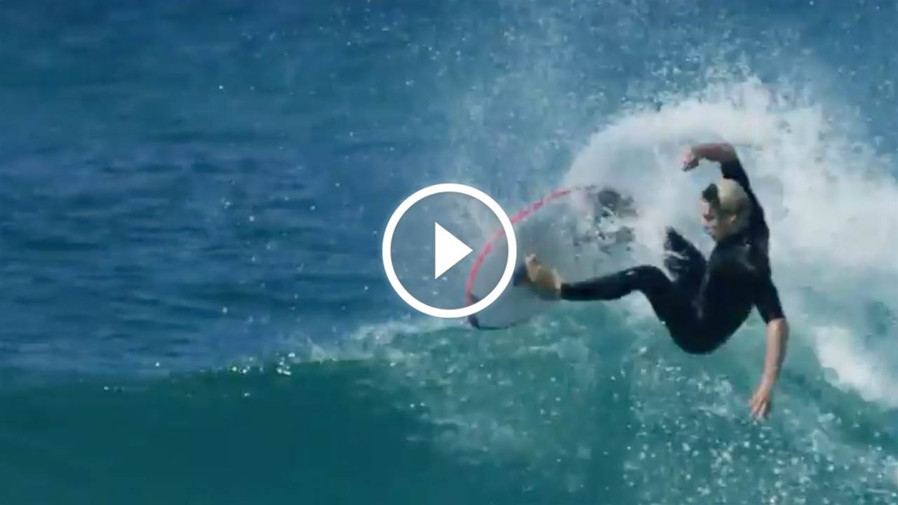 The Future of Oz Surfing is in Good Hands If?