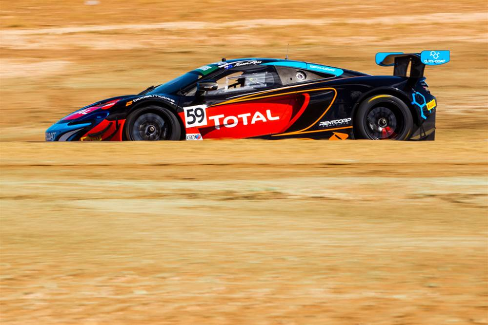 First laps of new Tailem Bend circuit