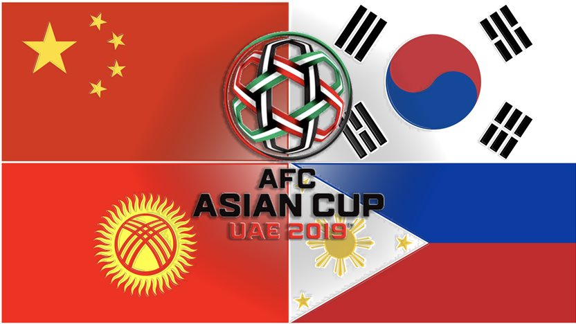 ASIAN CUP 2019 PREVIEW: ALL YOU NEED TO KNOW ABOUT GROUP C
