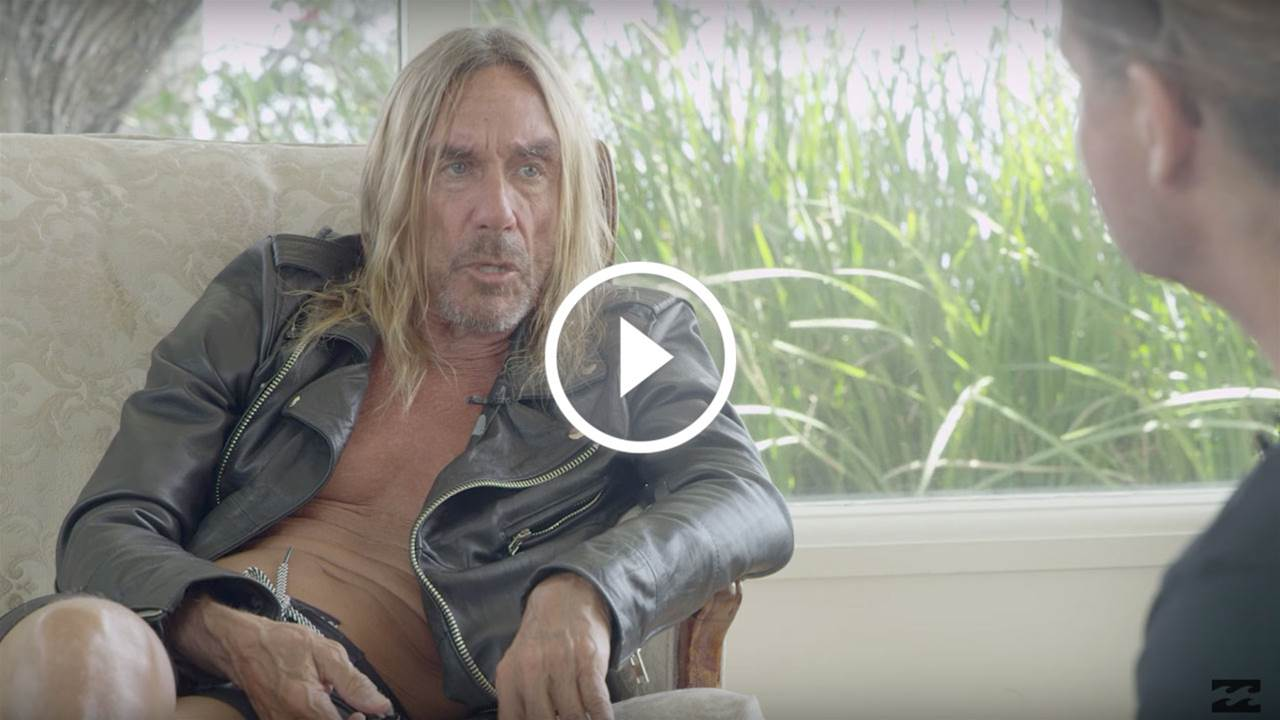 Occy Interviews Iggy Pop
