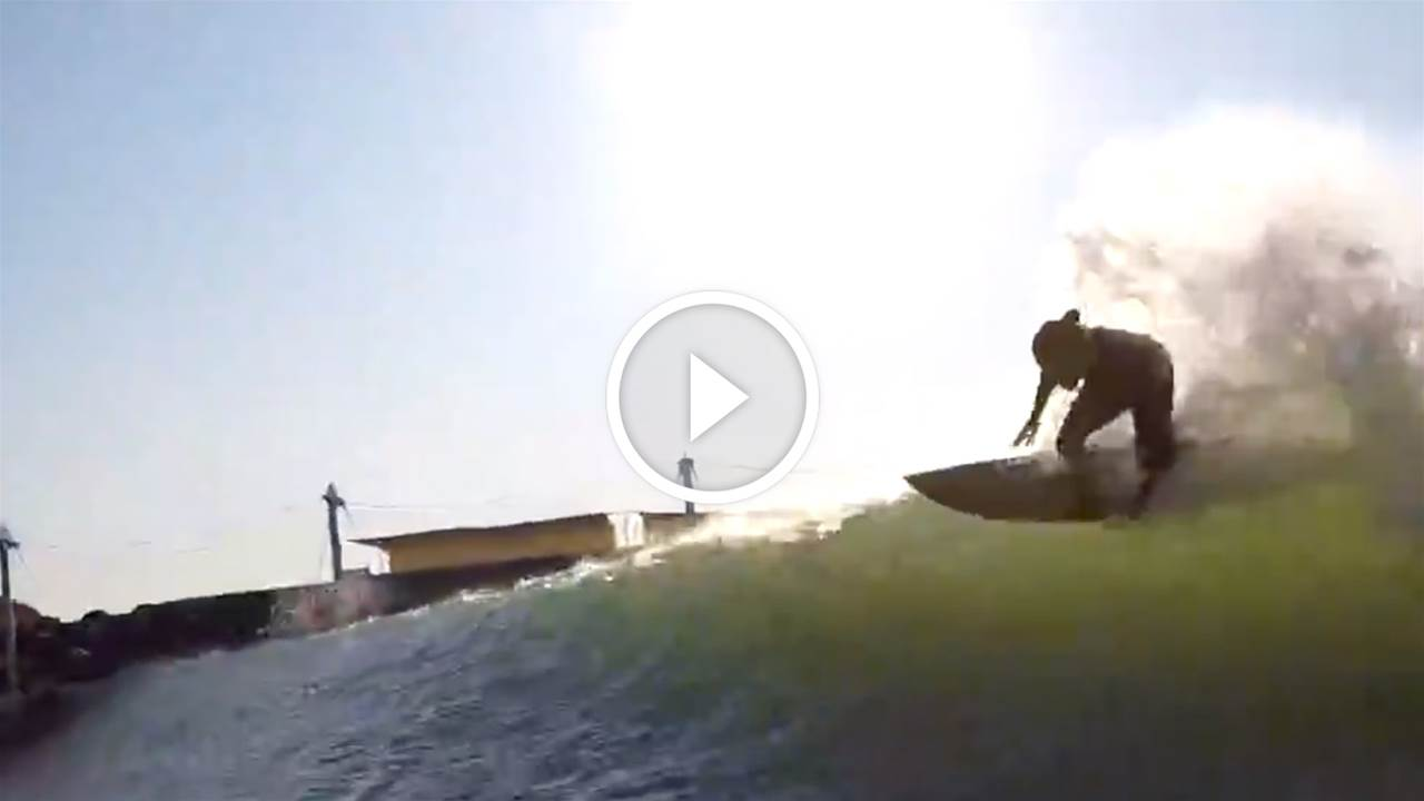 Just Another Wave Pool Clip