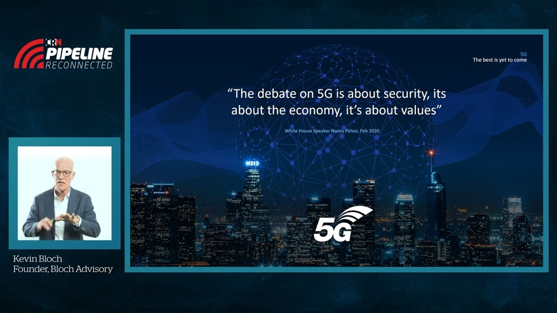 Kevin Bloch | Tech Trends: 5G | Keynote Part 4/5