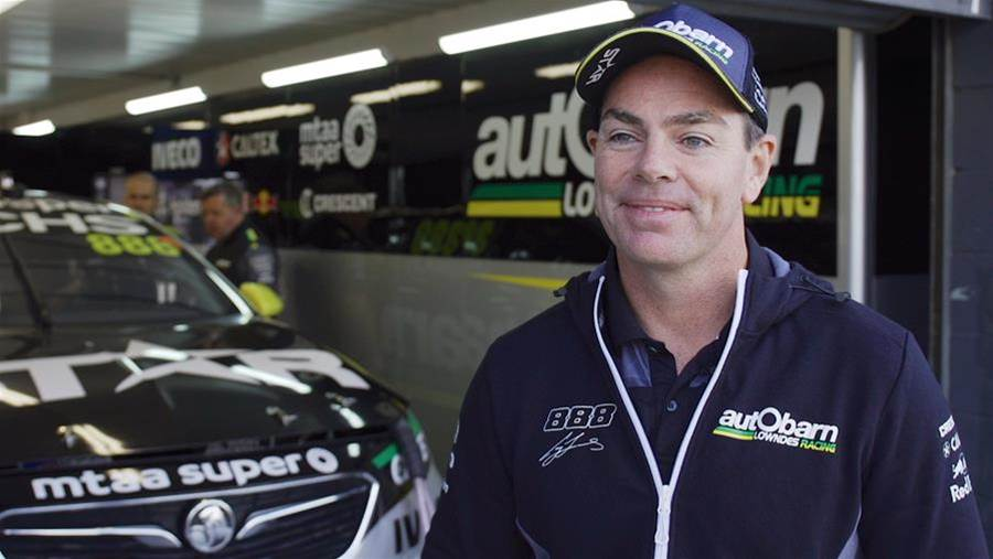 Resurgent Lowndes confident ahead of Perth Supercars