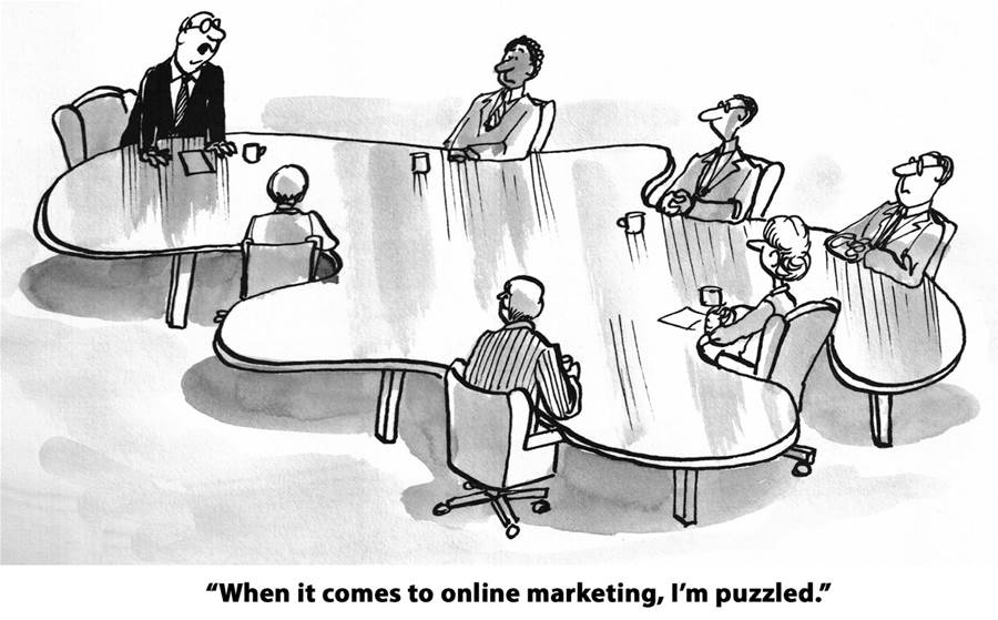 How to win at marketing in tough times