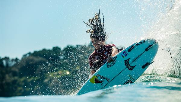 Watch: The Story of Caroline Marks' Ascension to Surfing's Elite Level