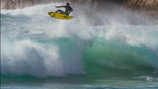 Watch: Beach Head's New Flick 'Wax On, Wacks off'