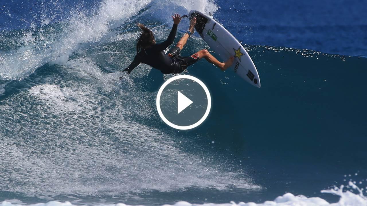 Matt Meola Going Mentawai