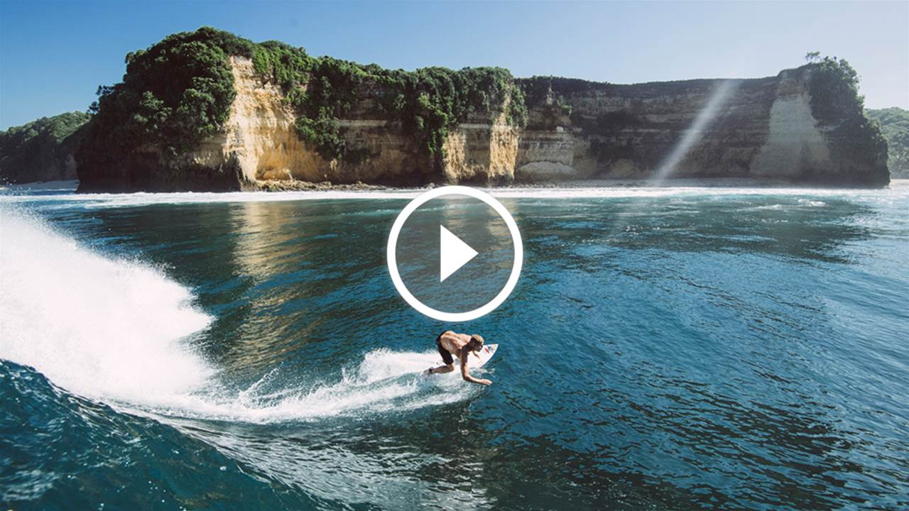 Mick Fanning – Where the Water is Greener