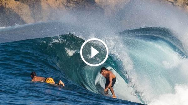 'Teluk Biru' – Team Rusty on a Tear