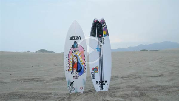 Fresh Sleds: Channel Islands Rocket Wide