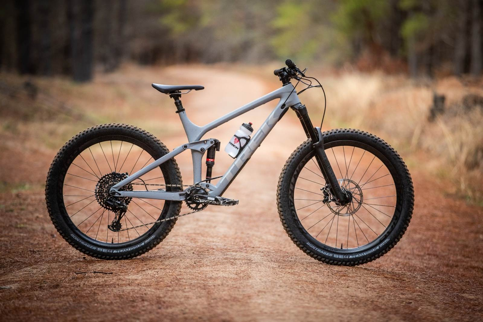 What's new on the Trek Remedy 9.8?