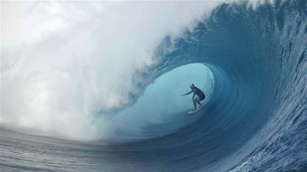 Watch: Teahupo'o Flashback to the 2013 Super-Swell