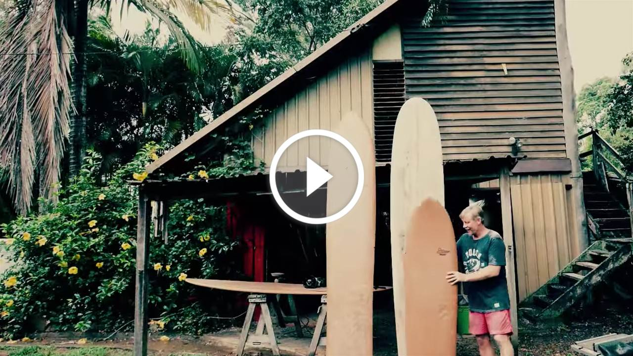 Tom Wegener's Boards will give you a Woody